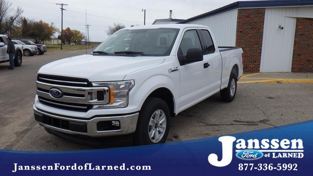2018 Ford F-150 XLT Extended Cab Pickup - Standard Bed