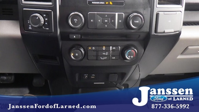 Used 2015 Ford F150 For Sale at Janssen Ford of Larned | VIN