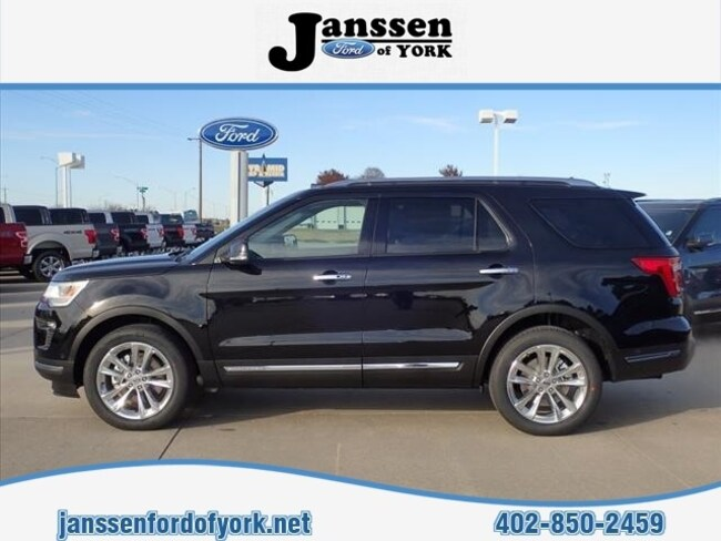 2019 Ford Explorer Limited Limited UTILITY VEHICLE