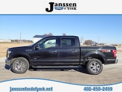 2015 Ford F-150 XLT Crew Cab Pickup - Short Bed