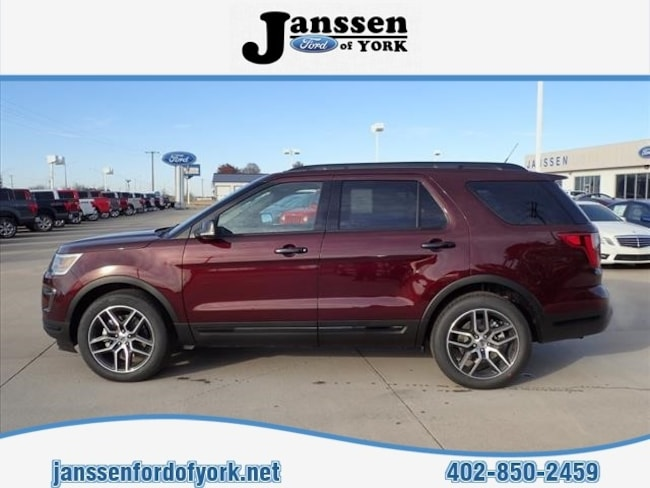 2019 Ford Explorer Sport Sport UTILITY VEHICLE