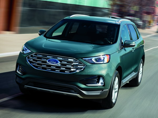 New Ford Edge SUV Jarrett Ford Dade City