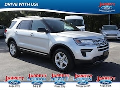 New 2019 Ford Explorer XLT SUV in Dade City, FL