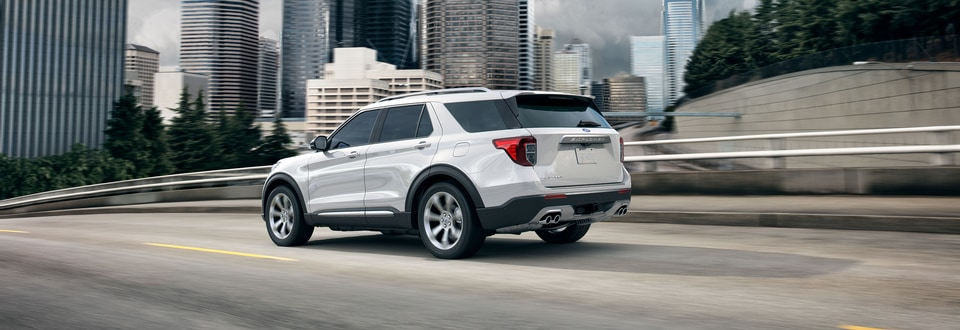 New Ford Explorer SUVs Available in Dade City FL