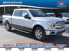 New 2018 Ford F-150 XLT Truck in Dade City, FL