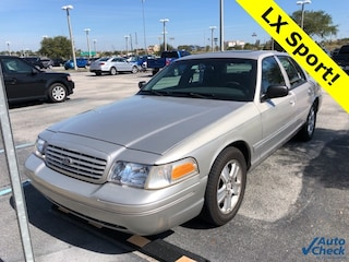Used 2004 Ford Crown Victoria Sedan in Dade City, FL