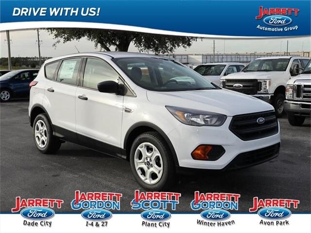 Winter Haven Ford >> New 2019 Ford Escape For Sale At Jarrett Gordon Ford Winter Haven Vin 1fmcu0f71kua30296