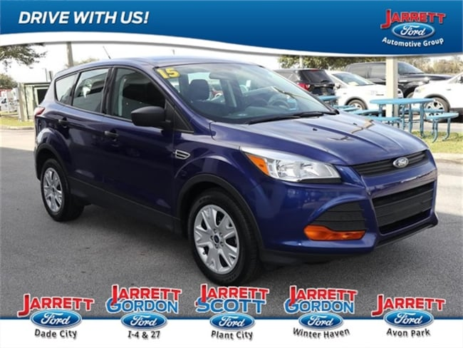 2015 Ford Escape S SUV