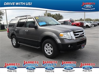 Used 2011 Ford Expedition XL SUV in Dade City, FL