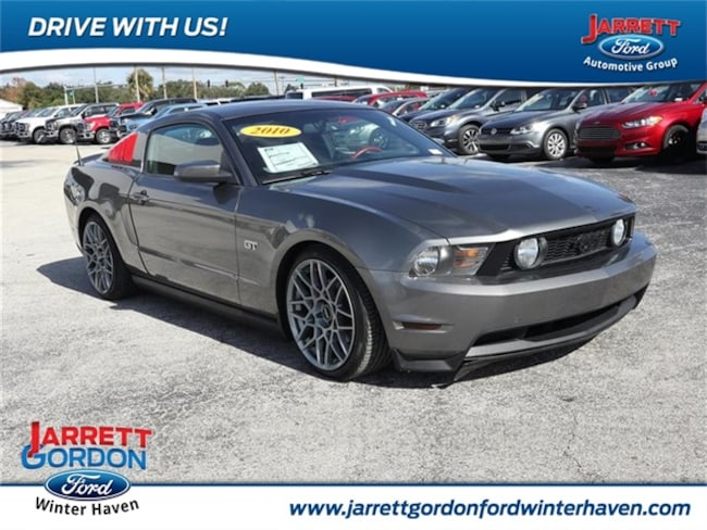 2010 Ford Mustang GT Premium Coupe