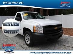 Used 2012 Chevrolet Silverado 1500 Work Truck Truck