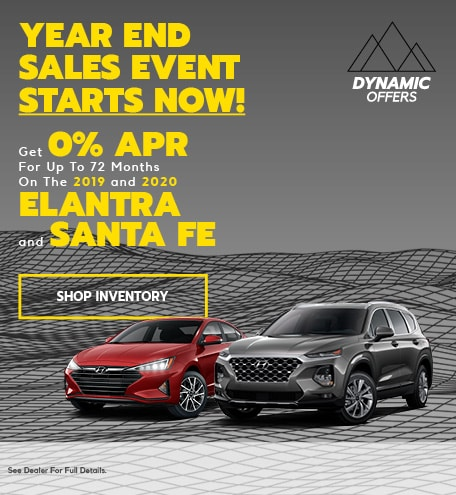 Year End Sales Event Starts Now!