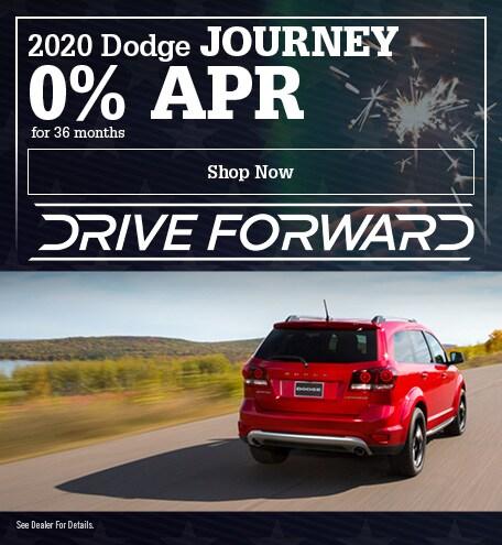 2020 Dodge Journey June