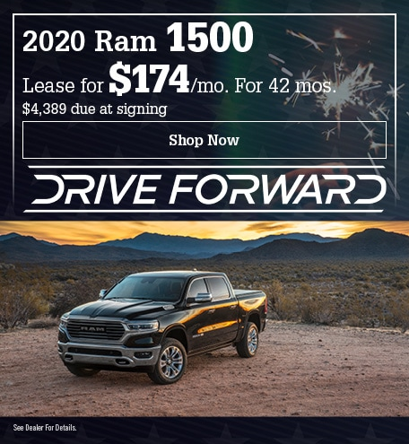 2020 Ram 1500 June