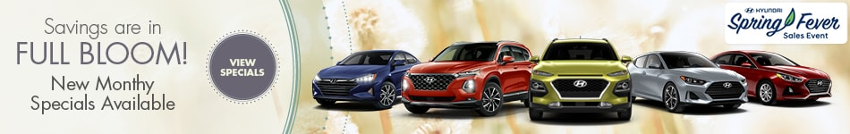 New Monthly Specials | Jason Pilger Hyundai