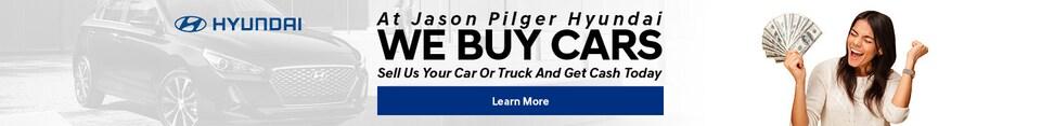 We Buy Cars Banner