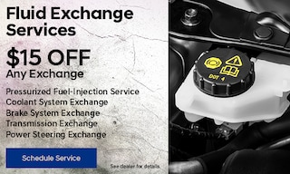 Fluid Exchange Services