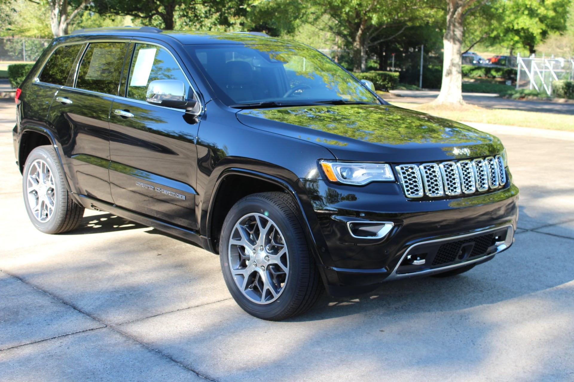 New 2019 Jeep Grand Cherokee OVERLAND 4X4 Sport Utility for sale in Jasper, GA