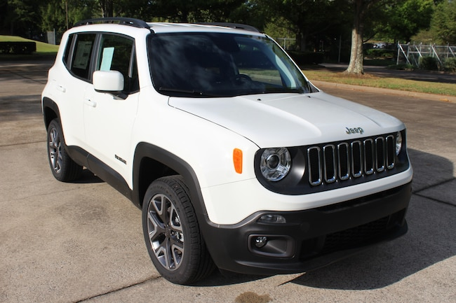 New 2018 Jeep Renegade LATITUDE 4X4 Sport Utility Near Marietta