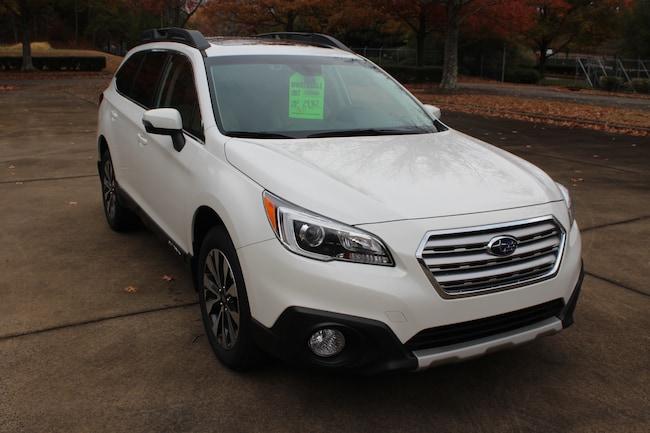 Used 2017 Subaru Outback 2.5i Limited with SUV for sale near Marietta