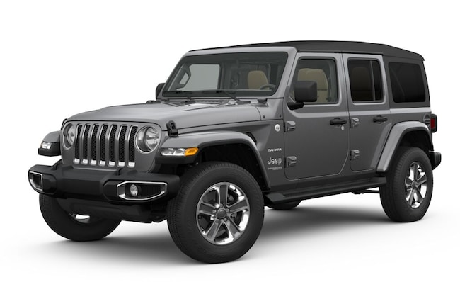 New 2019 Jeep Wrangler UNLIMITED SAHARA 4X4 Sport Utility Near Marietta