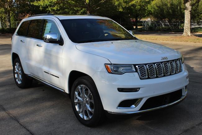 New 2019 Jeep Grand Cherokee SUMMIT 4X4 Sport Utility Near Marietta