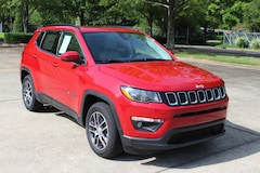 New 2018 Jeep Compass SUN & WHEEL FWD Sport Utility for sale in Jasper GA
