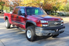 Used 2005 Chevrolet Silverado 2500HD LT Truck Crew Cab For Sale in Jasper GA