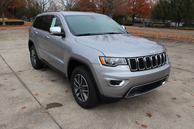 New 2019 Jeep Grand Cherokee LIMITED 4X2 Sport Utility Near Marietta