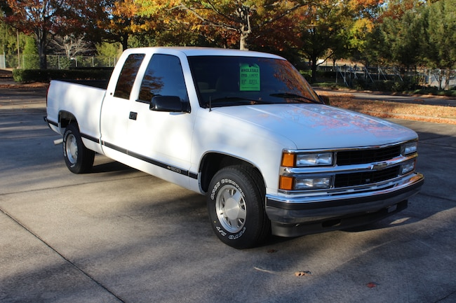 Used 1999 Chevrolet C1500 LS Truck Extended Cab for sale near Marietta