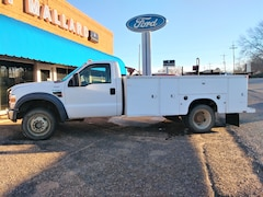 2008 Ford F-550 Chassis XL Utility Bed Truck Regular Cab