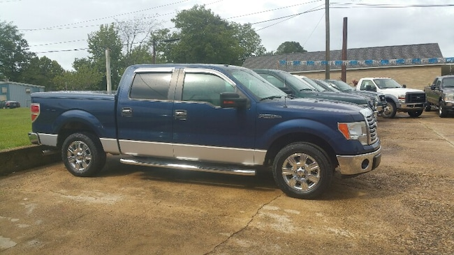 2010 Ford F150 Supercrew XLT PICKUP