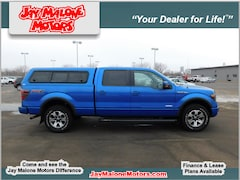 2013 Ford F-150 FX4 4x4 FX4  SuperCrew Styleside 6.5 ft. SB