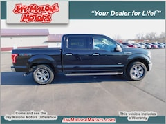 2015 Ford F-150 XLT 4x4 XLT  SuperCrew 5.5 ft. SB