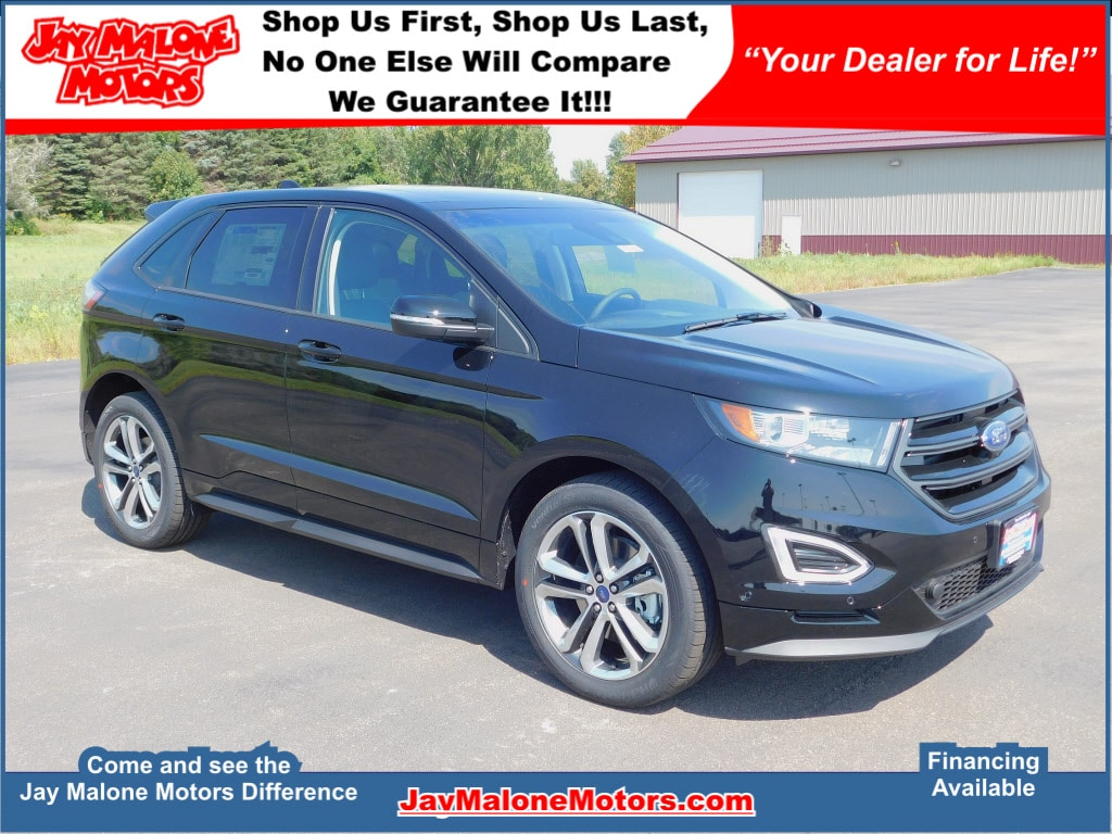 2018 Ford Edge Sport AWD Sport  Crossover