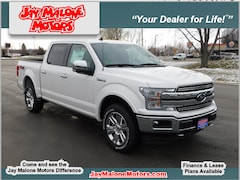 2019 Ford F-150 Lariat 4x4 Lariat  SuperCrew 5.5 ft. SB Pickup