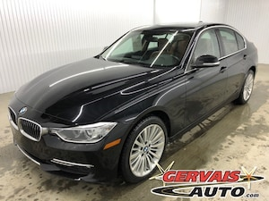 2014 BMW 3 Series 328i xDrive Luxury Line Cuir Toit Ouvrant MAGS AWD