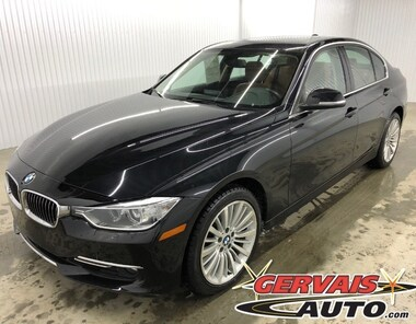 2014 BMW 3 Series 328i xDrive Luxury Line Cuir Toit Ouvrant MAGS AWD Berline