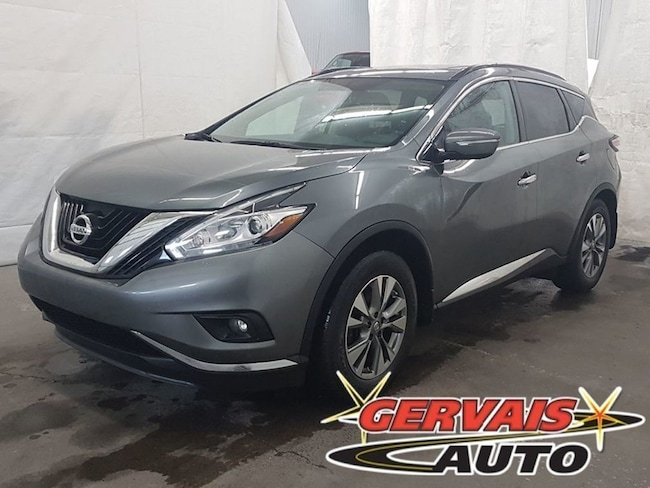 2015 Nissan Murano SV AWD GPS Toit Panoramique MAGS Familiale