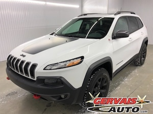 2016 Jeep Cherokee Trailhawk V6 4x4 Toit Ouvrant GPS