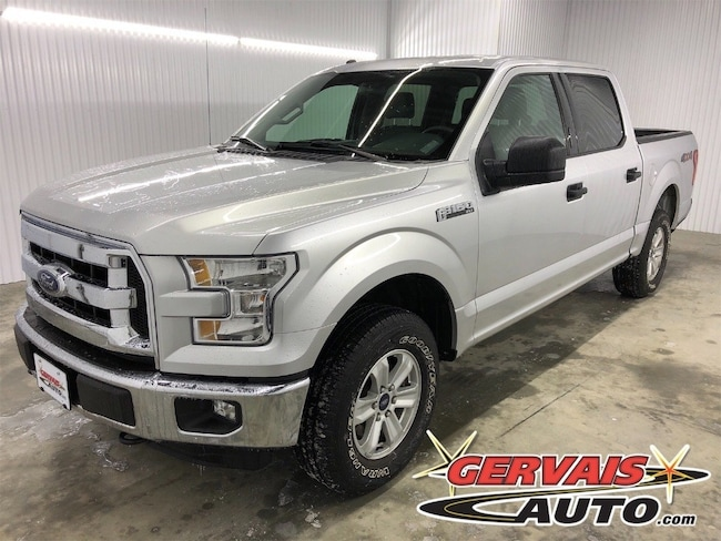 2016 Ford F-150 XLT Crew Cab 4x4 MAGS Cabine Crew