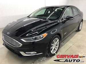 2017 Ford Fusion Energi SE Luxury GPS Cuir MAGS
