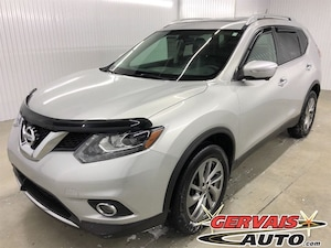 2015 Nissan Rogue SL GPS Cuir Toit Panoramique MAGS