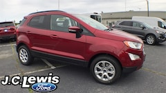 2019 Ford EcoSport SE SUV for sale in Savannah