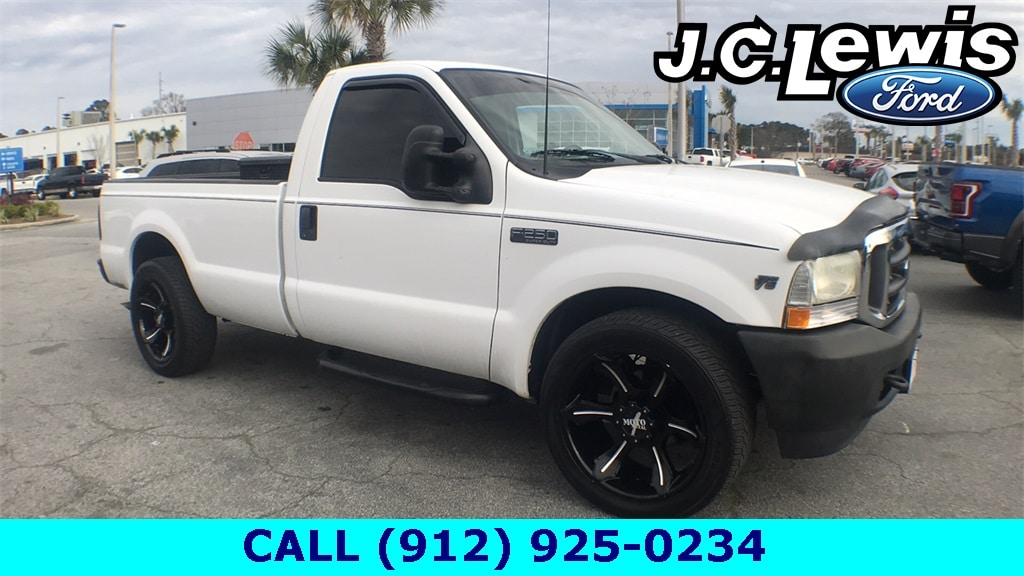 2002 Ford F-250 Truck Regular Cab