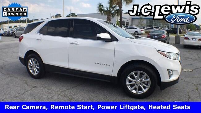 Used 2018 Chevrolet Equinox LT w/1LT SUV in Savannah, GA