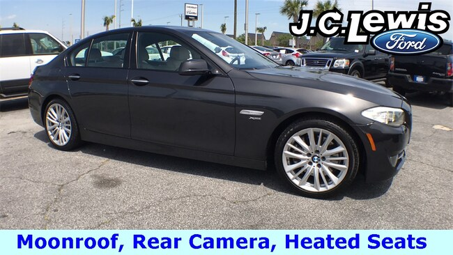 Used 2012 BMW 550i xDrive Sedan in Savannah, GA