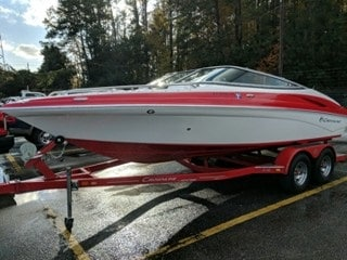 2012 Crownline 21 SS Boat