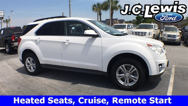 Used 2013 Chevrolet Equinox 2LT SUV in Savannah, GA
