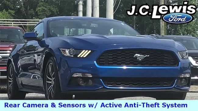 Used 2017 Ford Mustang For Sale | Savannah GA VIN